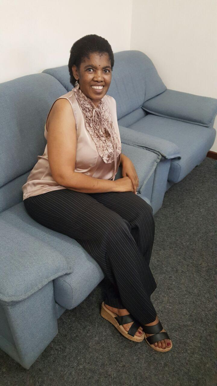 Kgomotso Theledi
