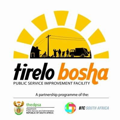 Tirelo Bosha Logo